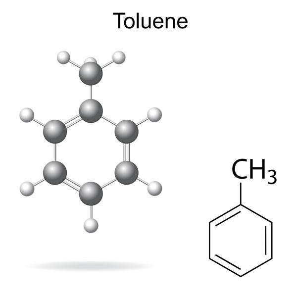 تولوئن (کاربرد ها و بررسی آماری)