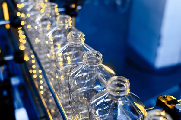 فرایند تولید بطری
