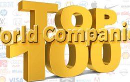 100 شرکت برتر دنیا